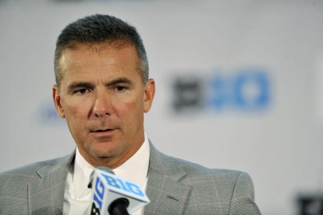 Urban Meyer Calls Covering NSD as a Member of the Media 'Awful'