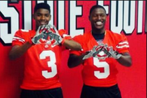 Two Top '17 Prospects Enjoy Unofficial Visit to Ohio State