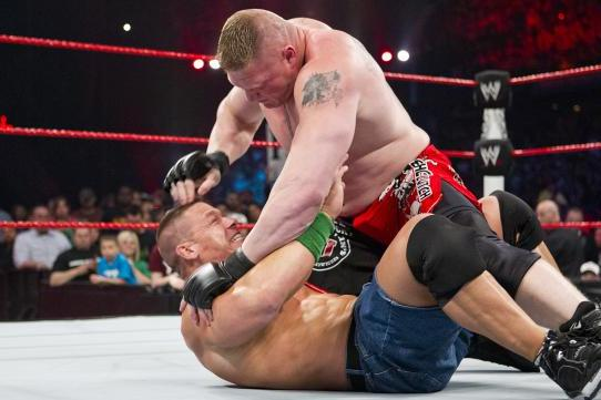 Projecting the Build for John Cena vs. Brock Lesnar at SummerSlam