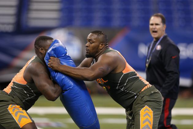 Seantrel Henderson Has Potential to Be Huge Steal for Buffalo Bills