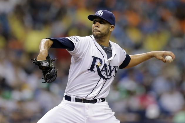 How David Price Trade Affects Rays' Chances of Finishing Unlikely Comeback Story