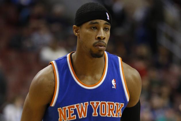 Rumor: Toure' Murry Still on Knicks Radar