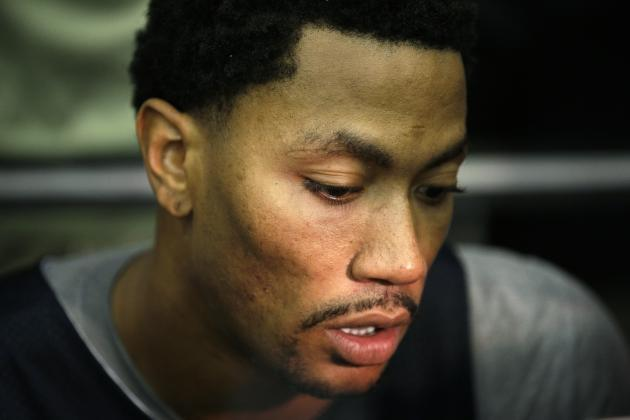 Carmelo Recruitment Caused Tension Between Rose and Bulls