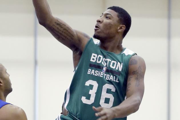 Marcus Smart of Boston Celtics Felt Like He Belonged at Team USA Camp