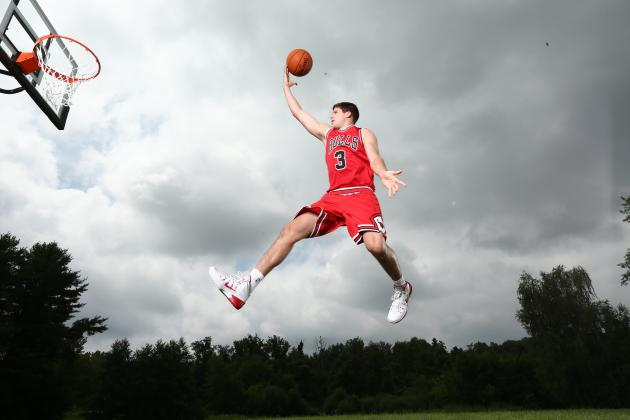 Could McDermott Shoot His Way into a Starting Role?