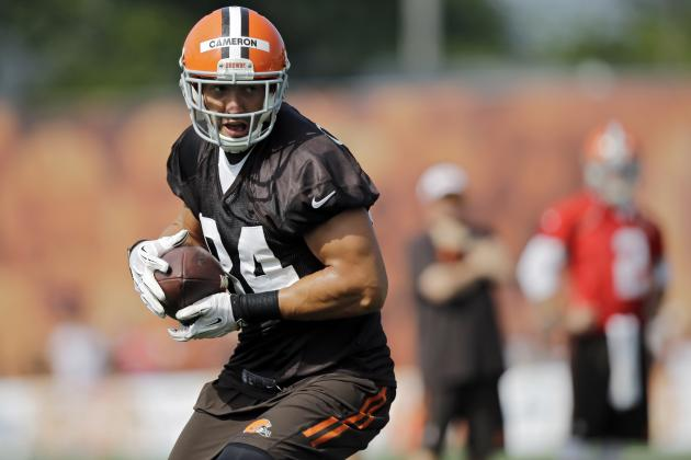 Jordan Cameron Injury: Updates on Browns Star's Shoulder and Recovery
