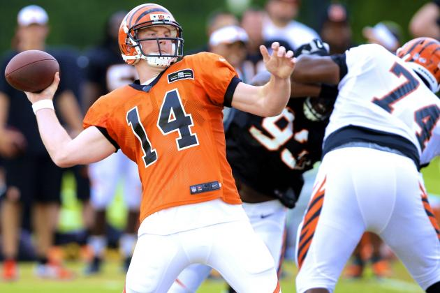 Bengals Foolhardy to Push All-In on Mediocre Andy Dalton