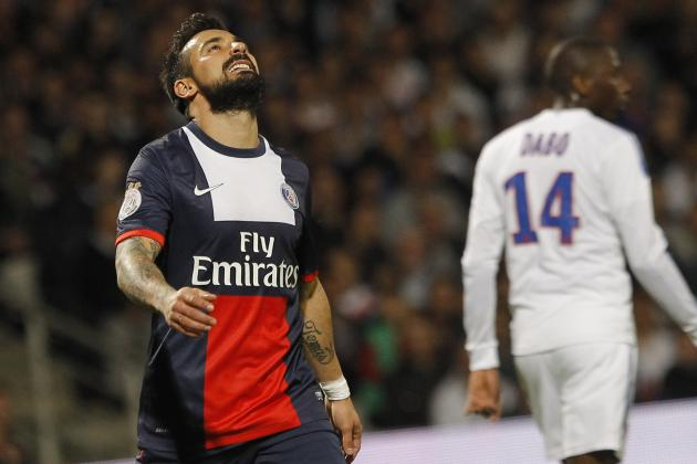 Liverpool Transfer News: Ezequiel Lavezzi Fee Emerges, Delayed by Suarez Cash