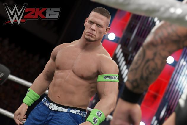 WWE 2K15: 1st Screen Shot and Details on Story and My Career Modes Revealed