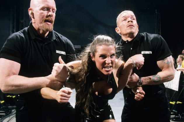 Recalling Stephanie McMahon's History as an In-Ring Competitor