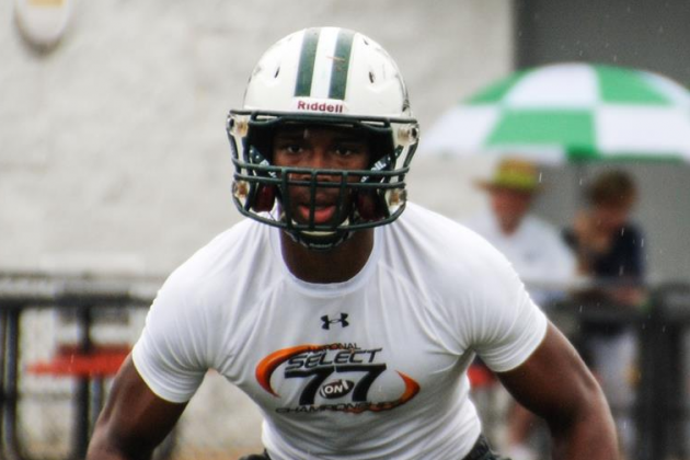 Stephen Davis Jr. Commits to Auburn: What 2016 Legacy Recruit Brings to Tigers