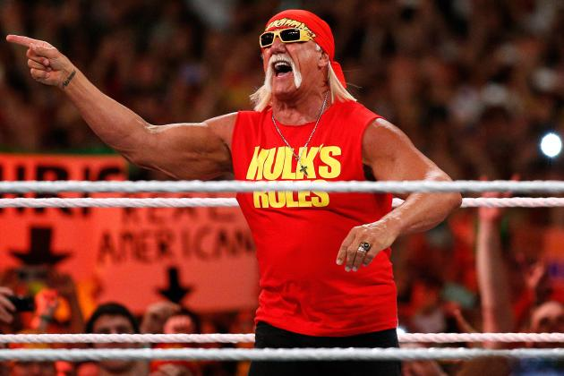 Hulk Hogan Announces When He Will Return to WWE Raw