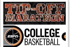 The Entire List of Games for the 2014 College Basketball Tip-off Marathon