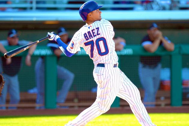 Javier Baez Promoted by Cubs: Latest Details, Comments and Reaction
