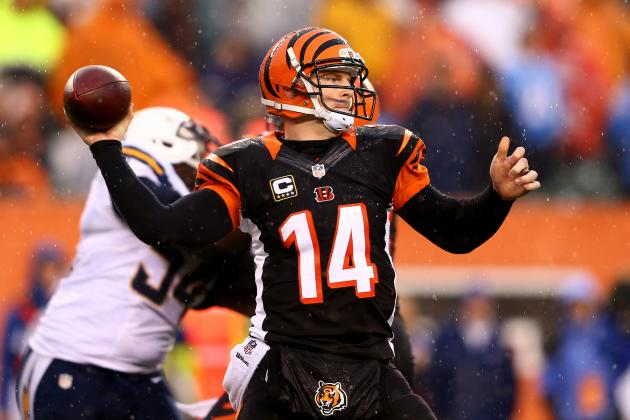 Andy Dalton, Bengals Both Win with New Extension, but Can Dalton Be Trusted?