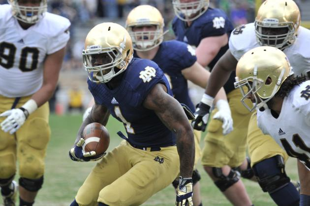 Notre Dame Football: First Impressions from 2014 Fall Camp