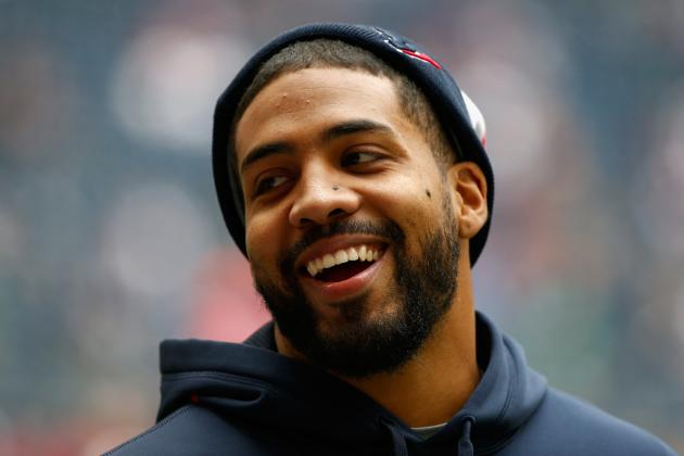 Arian Foster Pondered Leaving Football