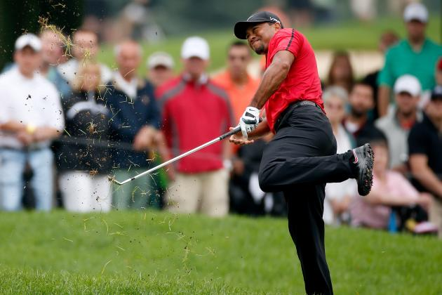 Tiger Woods' Injury Puts Status for 2014 PGA Championship and Ryder Cup in Doubt