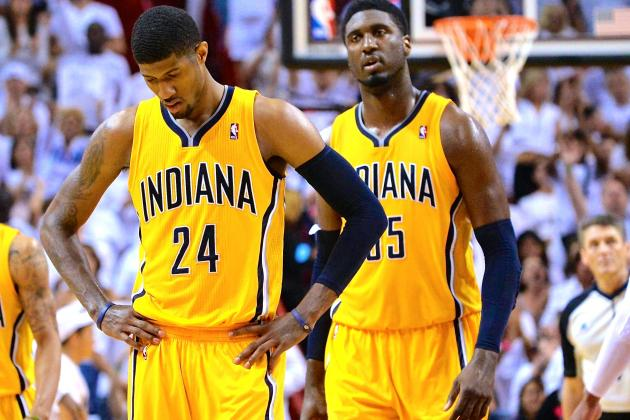 Paul George Injury Changes Everything About Indiana Pacers' Future
