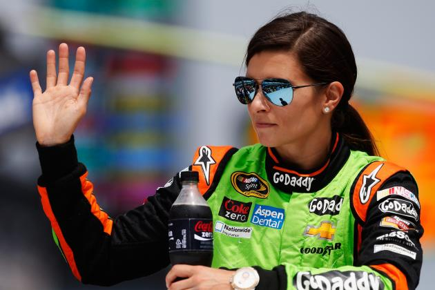 Danica Patrick: Latest News and 2014 Sprint Cup Ranking Ahead of Watkins Glen