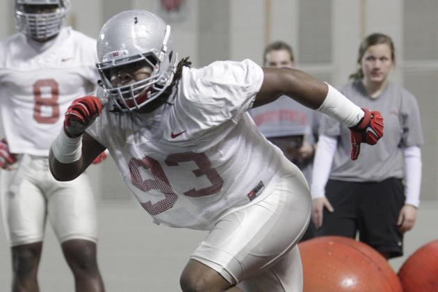 Tracy Sprinkle Reinstated to Ohio State Football Team