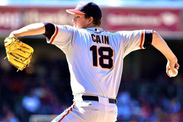 Matt Cain to Undergo Season-Ending Surgery on Injured Elbow