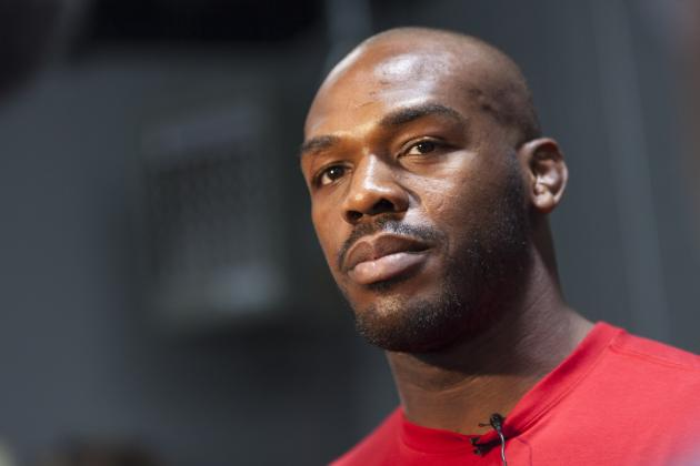 Jon Jones on Media Brawl: DC 'Got What He Deserved'
