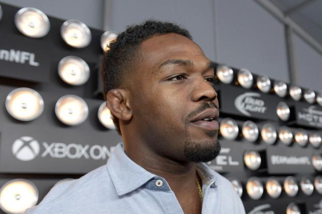 Jon Jones, Daniel Cormier Talk About UFC 178 Presser Brawl on 'SportsCenter'