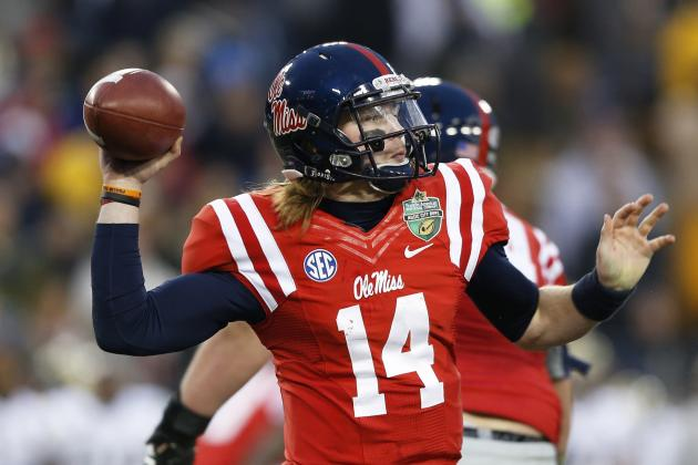 Bigger Frame Could Be Big Advantage for Bo Wallace