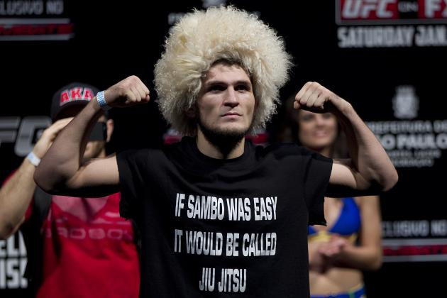 Khabib Nurmagomedov: Alcohol and Women 'Spoil' Fighters and Make Them 'Weak'