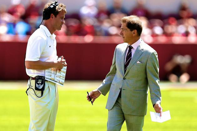 Nick Saban's Influence Already Apparent in Lane Kiffin