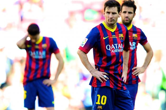 Lionel Messi Finally Has Chance to Shine as Barcelona Facilitator in 2014-15
