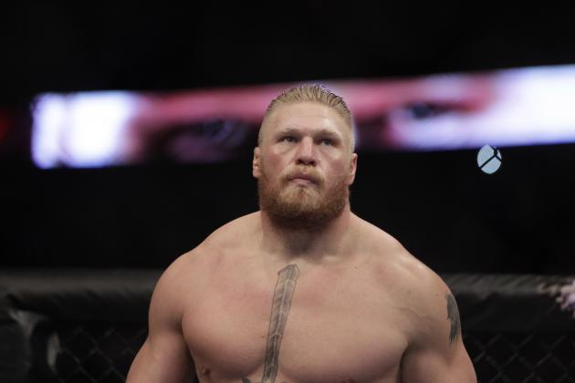 Paul Heyman: Lesnar Was 'Ready, Willing, Able' to Fight Fedor