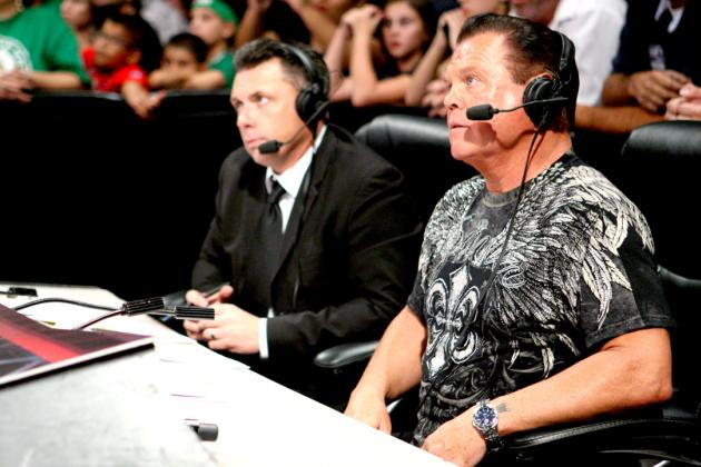 WWE's Poor Announcing Is Hurting Dramatic Power of Its Matches