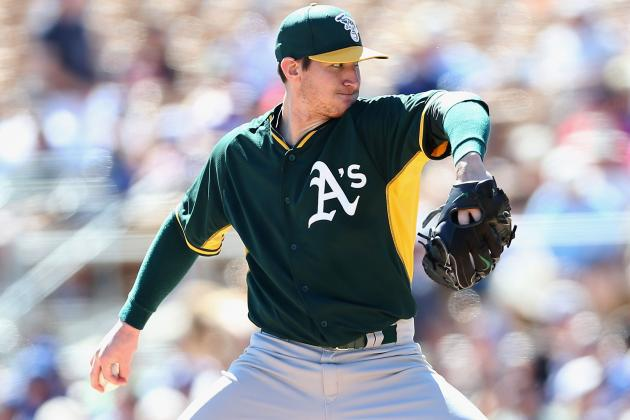 Jarrod Parker Injury: Updates on A's Pitcher's Recovery from Tommy John Surgery