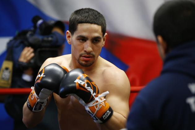 When Will Danny Garcia Start Climbing the Weight-Class Ladder?
