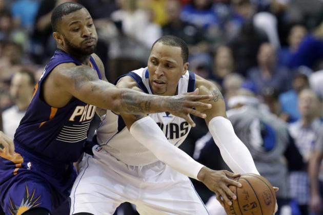 NBA Rumors: Latest Updates on Shawn Marion, Roscoe Smith and More