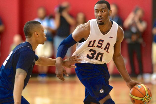 John Wall, Bradley Beal and Paul Millsap Reportedly Cut from Team USA Roster