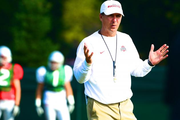 Ohio State Football: First Impressions from 2014 Fall Camp