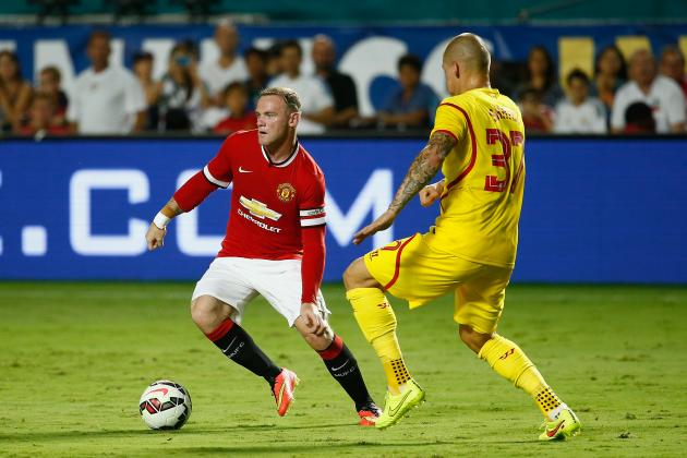 Twitter Reacts to Wayne Rooney, Juan Mata's Performances vs. Liverpool