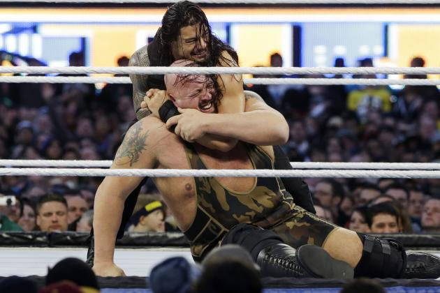 Roman Reigns Injury: Updates on WWE Star's Forehead Laceration and Return