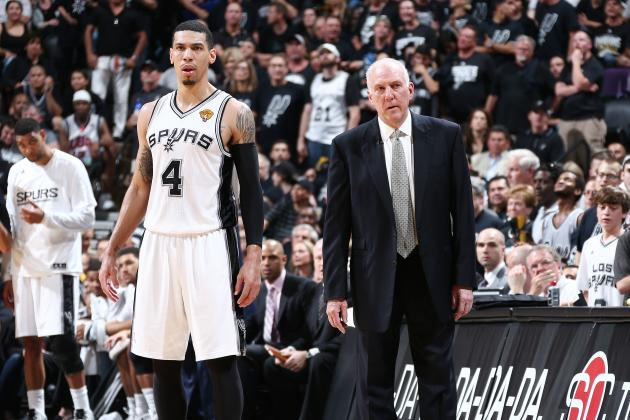 Danny Green: 'Popovich Believes He Should Have Played in the NBA'