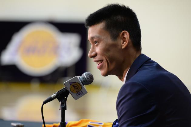 Jeremy Lin Must Reinvent Himself with LA Lakers