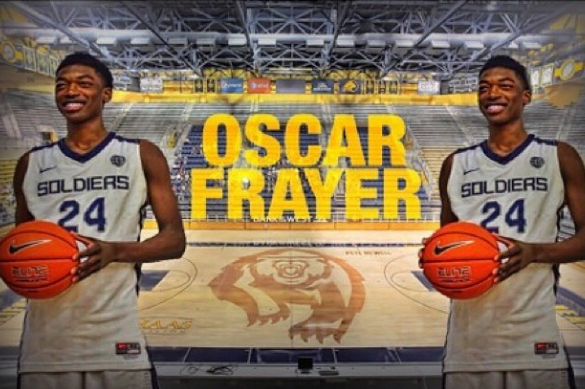 4-Star SF Oscar Frayer Commits to Cal