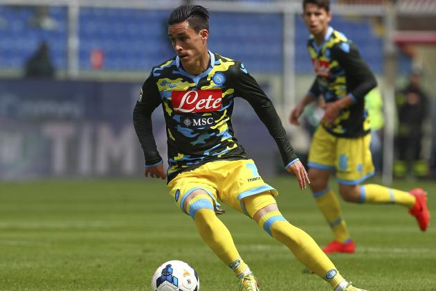 Liverpool Transfer News: Jose Callejon Blow as Brendan Rodgers Eyes Top Striker