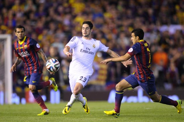 Barcelona and Real Madrid Advantage Could Be Cut by La Liga TV Rights Reshuffle