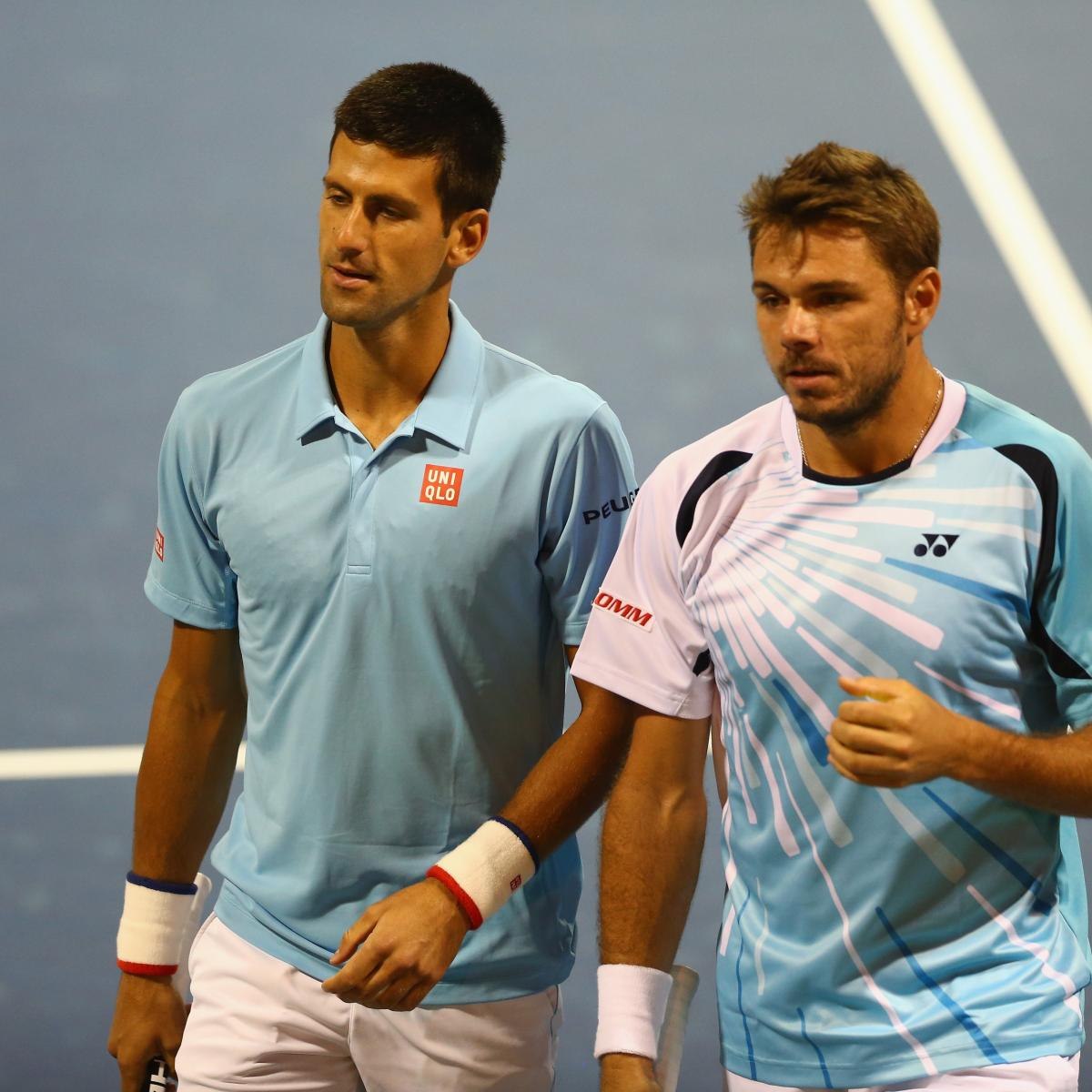 Rogers Cup 2014: The Best and Worst Dressed in Canada | Bleacher ...