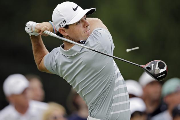 PGA Championship 2014 Favorites: Updated Vegas Odds for Golf's Elite Talent