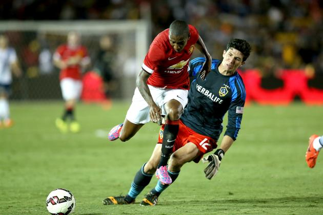 Ashley Young's Remarkable Pre-Season Will Guarantee Him a Role Under Van Gaal
