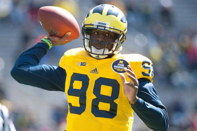 Repackaging Michigan's Brutal Schedule as an Opportunity for Greatness